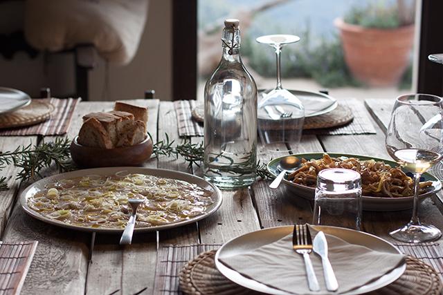 Lunch at Baciarino