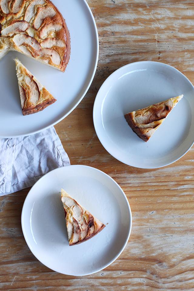 Torta di mele - Florentine