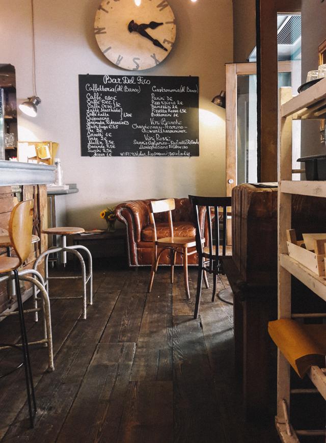Interior Bar il Fico