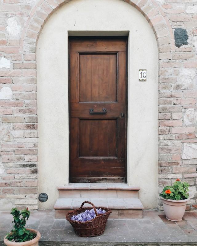 Saffron from San Gimignano