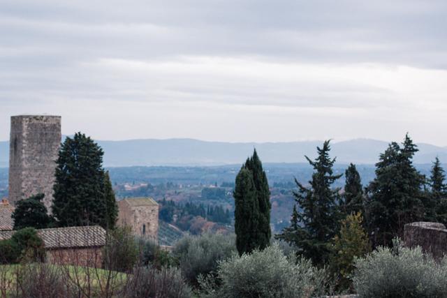 La Rocca, San Gimignano
