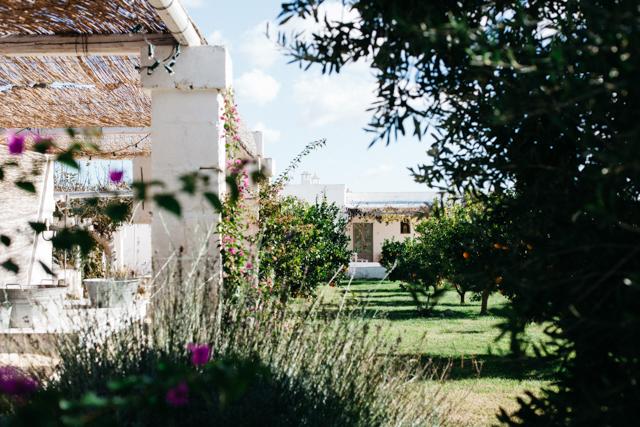 Masseria Potenti grounds