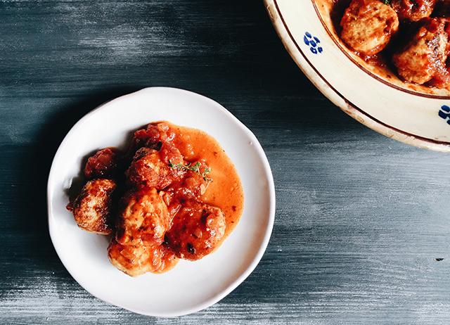 chicken-and-ricotta-polpette