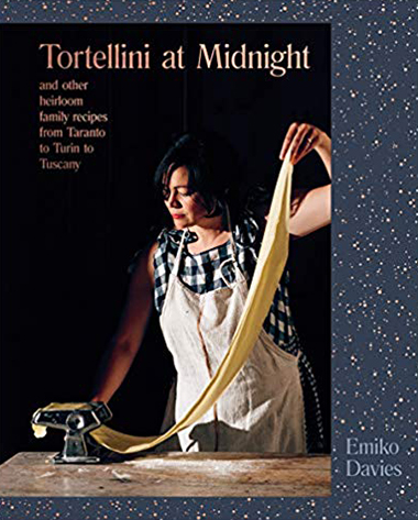 Tortellini at midnight