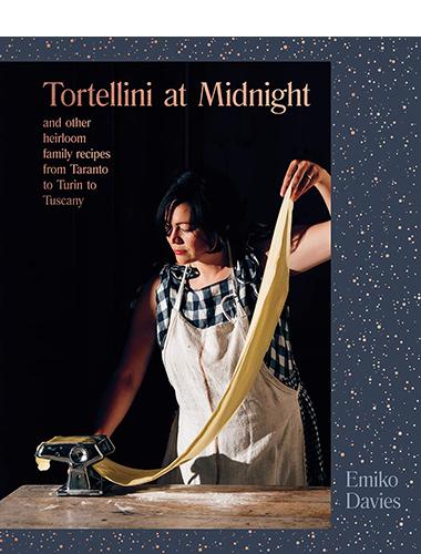 Emiko Davies - Tortellini at midnight